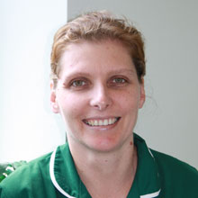 Debbie Cable : Deputy Head Nurse