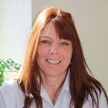 Kathy Shepherd : Receptionist