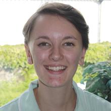 Robi McCaffrey : Student Nurse