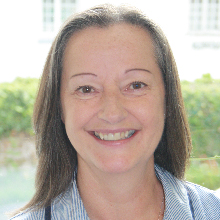 Trisha Harris : Receptionist