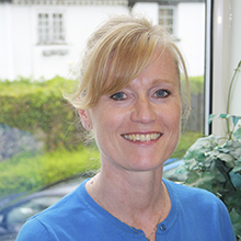 Anne-Marie Griffiths : Practice Manager