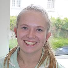 Sophie Sullivan : Student Nurse